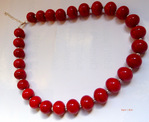 Collier rouge pourpre -- 19/03/12
